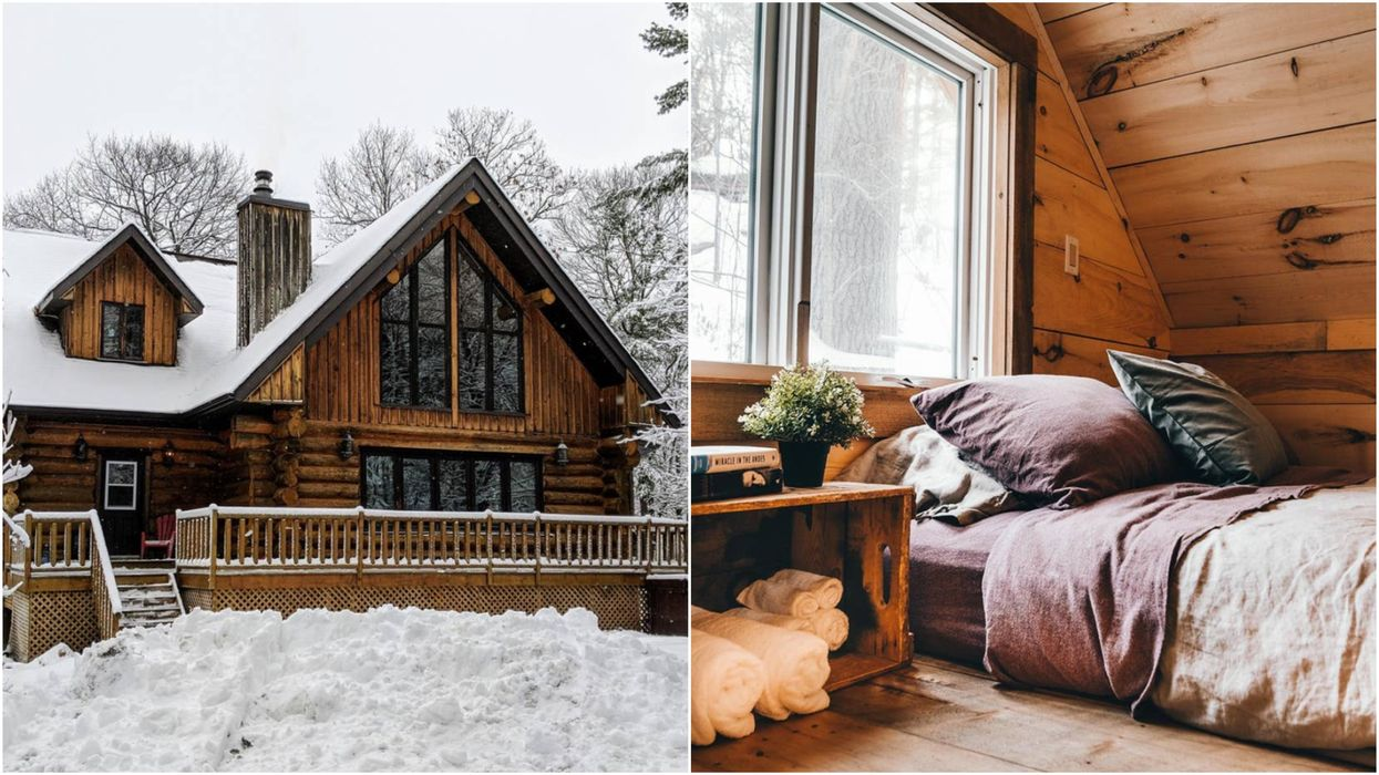 6 Cozy Airbnb's Near Ottawa That Will Make You Fall In Love With Winter Again
