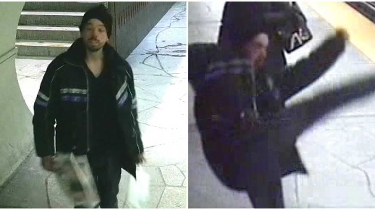 Le SPVM recherche un suspect dans l'agression au bâton du métro Beaubien