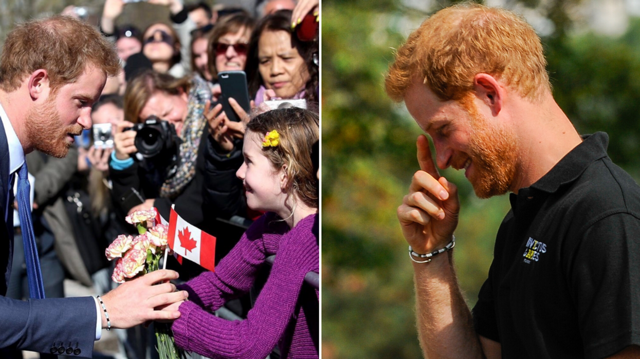 Prince Harry Spotted Looking Super Casual At A Vancouver Island Grocery Store (PHOTO)
