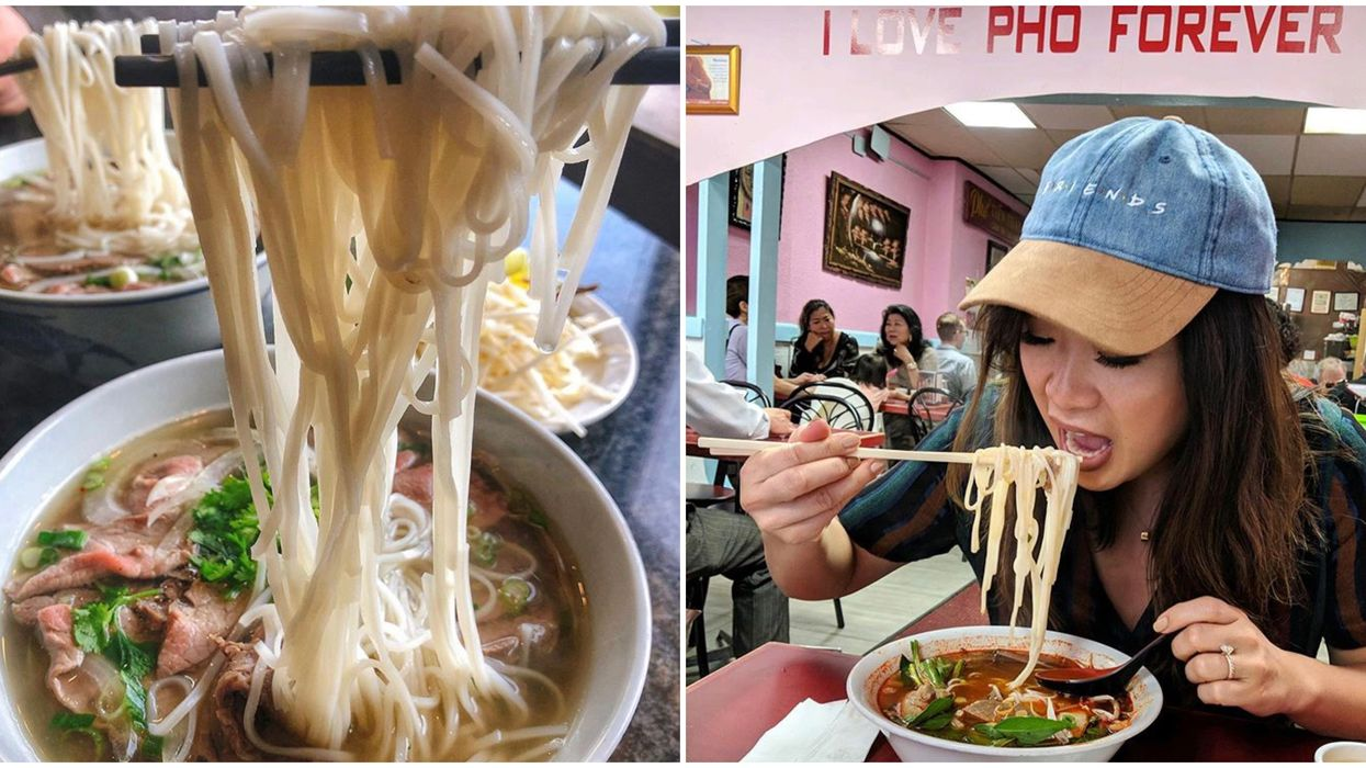 Toronto's Best Pho Spots To Warm Your Soul On Cold Winter Days