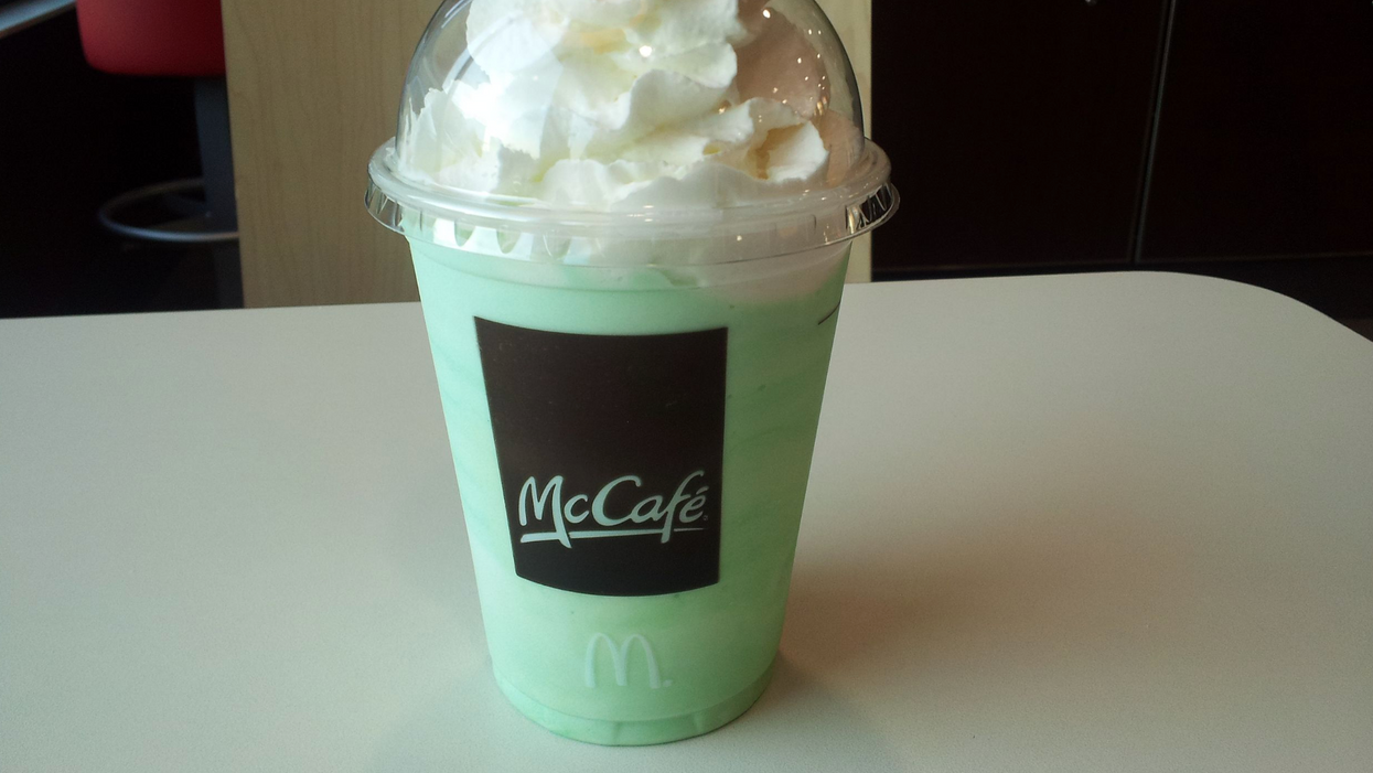 McDonald's Canada Is Bringing Back The Shamrock Shake For 2020