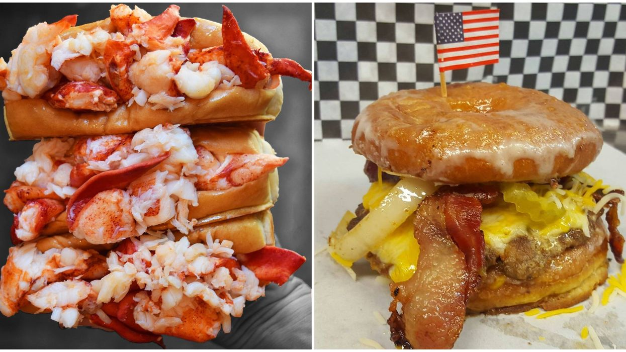 A Houston Food Truck Fest Is Happening This May With Crazy Foods