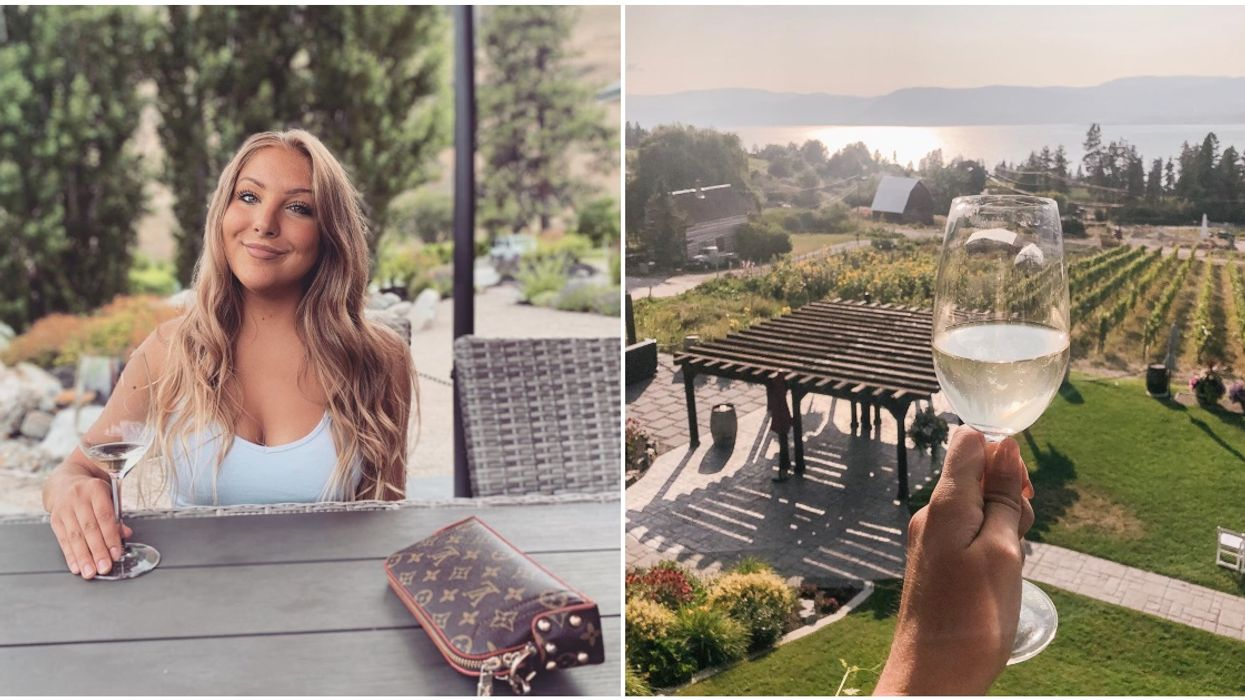 9 Okanagna Wineries That Cost $5 Or Less To Sip On A Flight Of Vino
