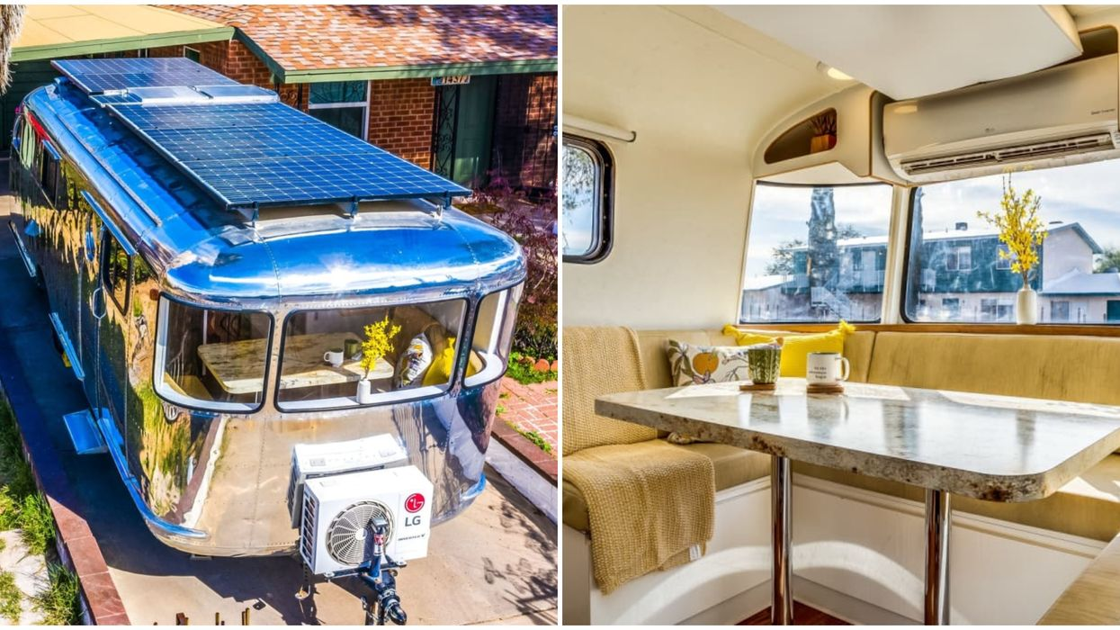 Tiny Homes In Arizona Include This One That's Fully Off The Grid