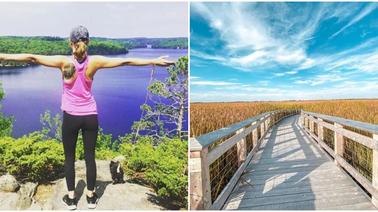 11 Ontario Spring Trails Where You Can Unleash Your Inner Explorer