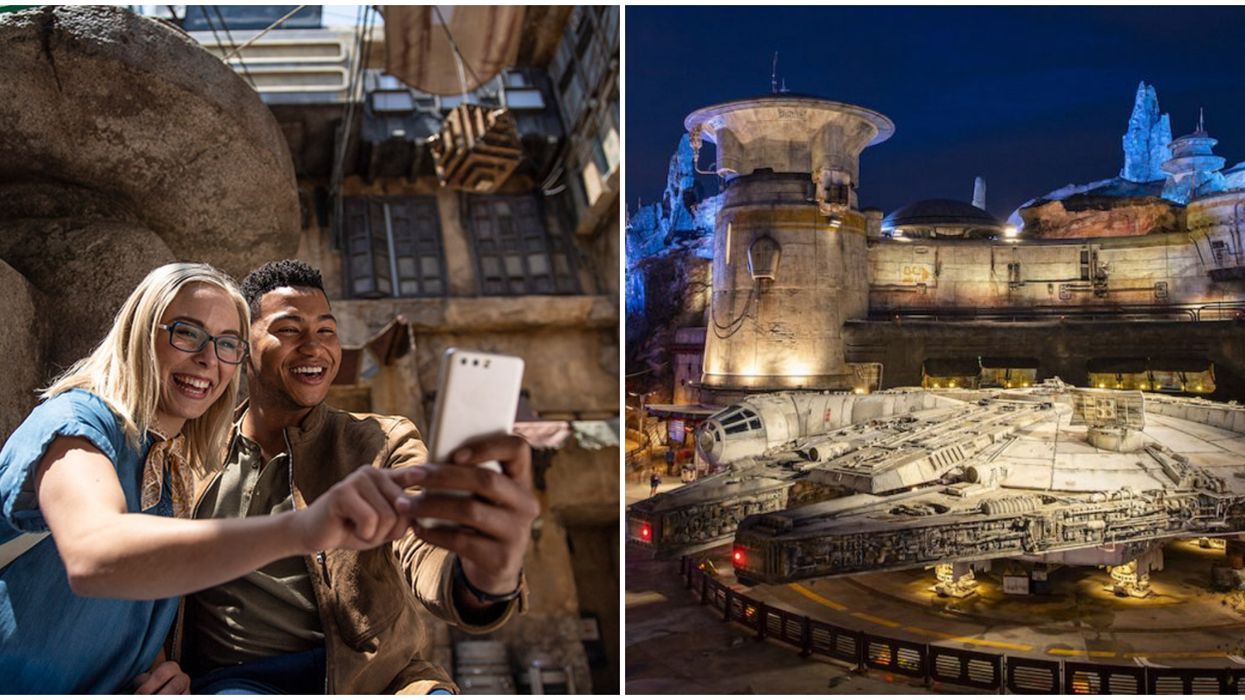 Star Wars Ride At Orlando's Disney Is Newly Offering FastPass