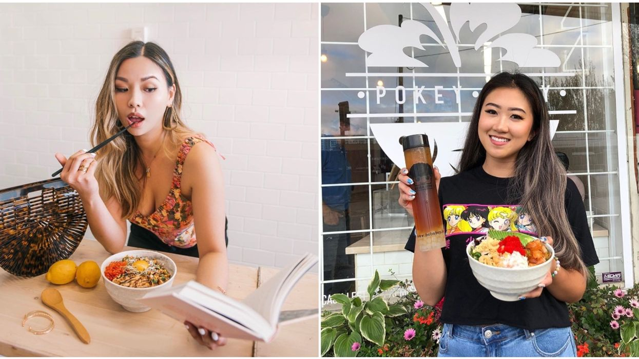 Free Poke Bowls At Pokey Okey Burnaby Are Up For Grabs Next Weekend Only