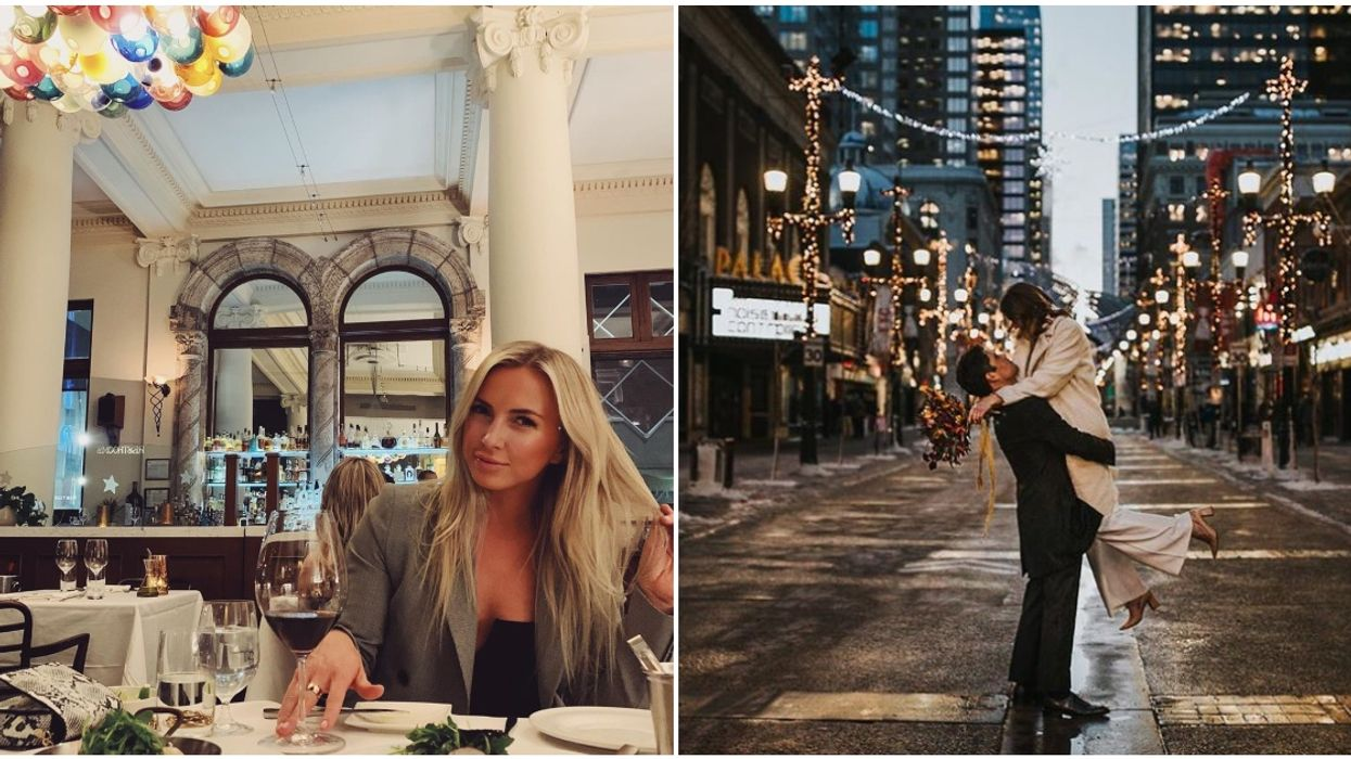 Stephen Avenue In Calgary Is All You Need For Your Next Date Night