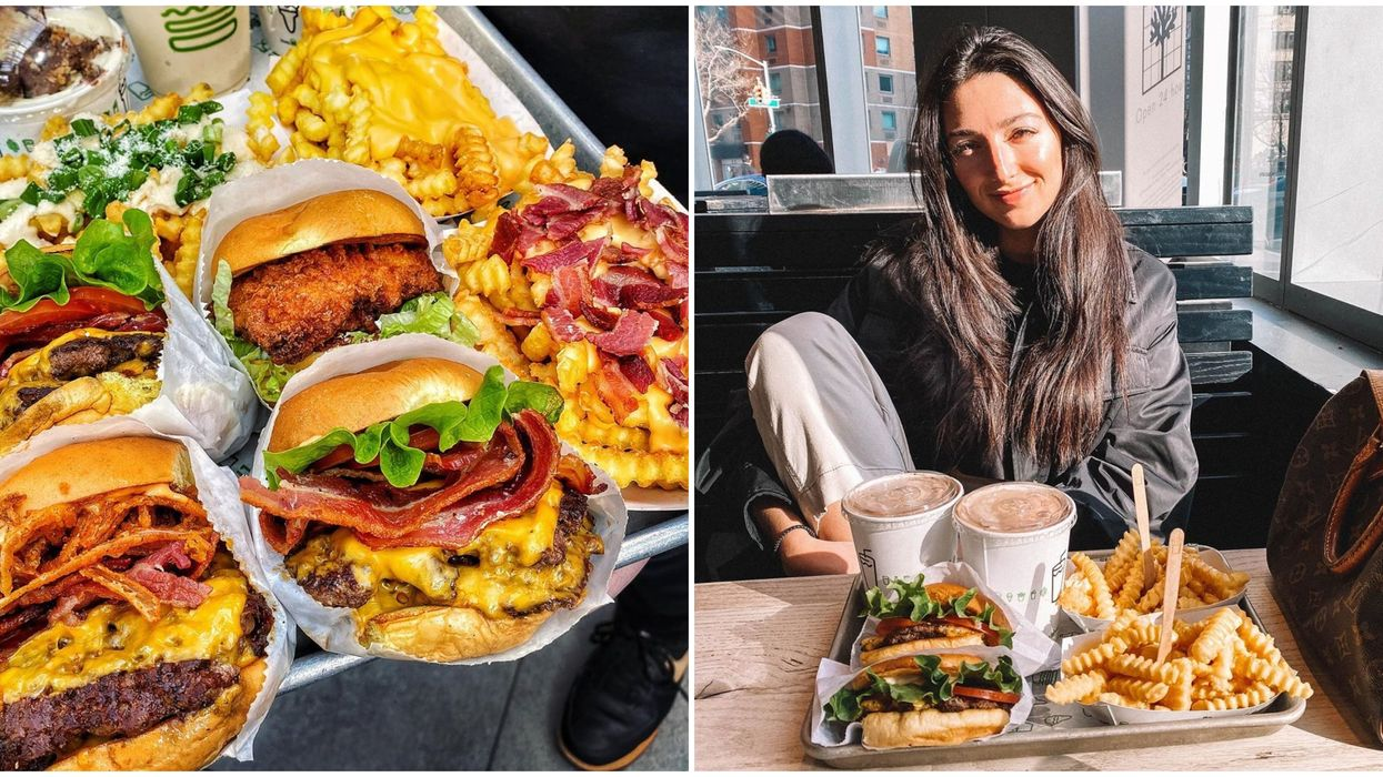 Shake Shack Near Ontario Means Those Famous Burgers Are Just A Road Trip Away