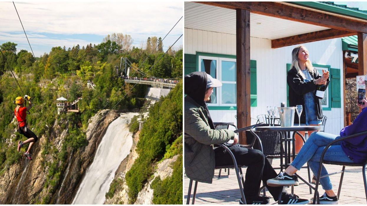 9 activités à Québec à mettre absolument sur ta bucket list ce printemps