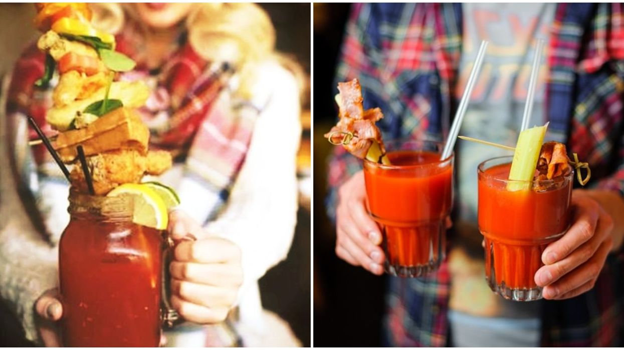 YYCaesarfest Is Bringing All The Caesars To Calgary & You Can Sip Them All