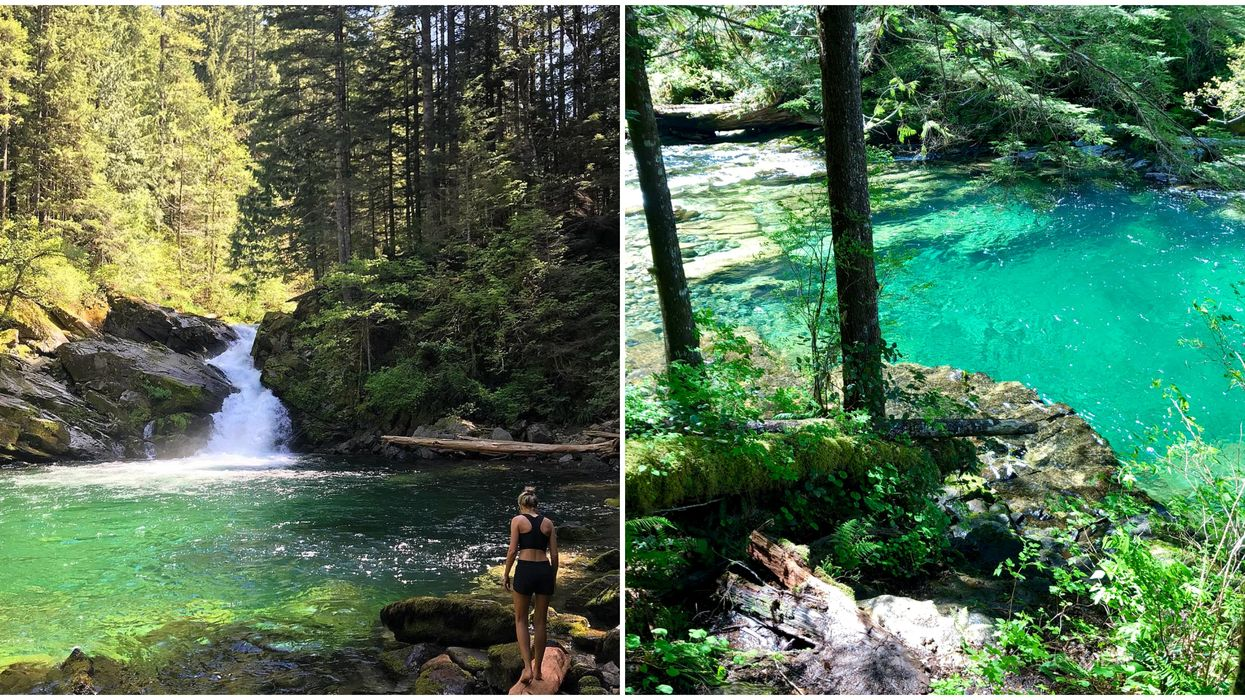 Of The Swimming Holes In Washington Siouxon Creek Should Be On Your Summer Bucket List