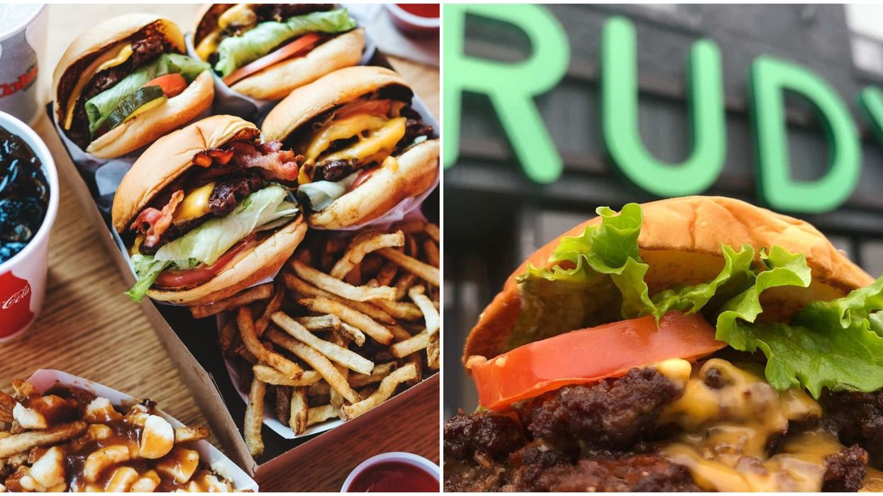 Ontario & Quebec Are Dominating When It Comes To The Best Burgers In Canada