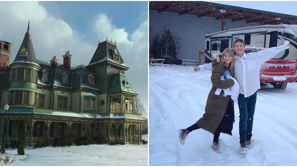 Locke & Key Cast Member Connor Jessup Reveals What Filming In Canadian Winter Is Like