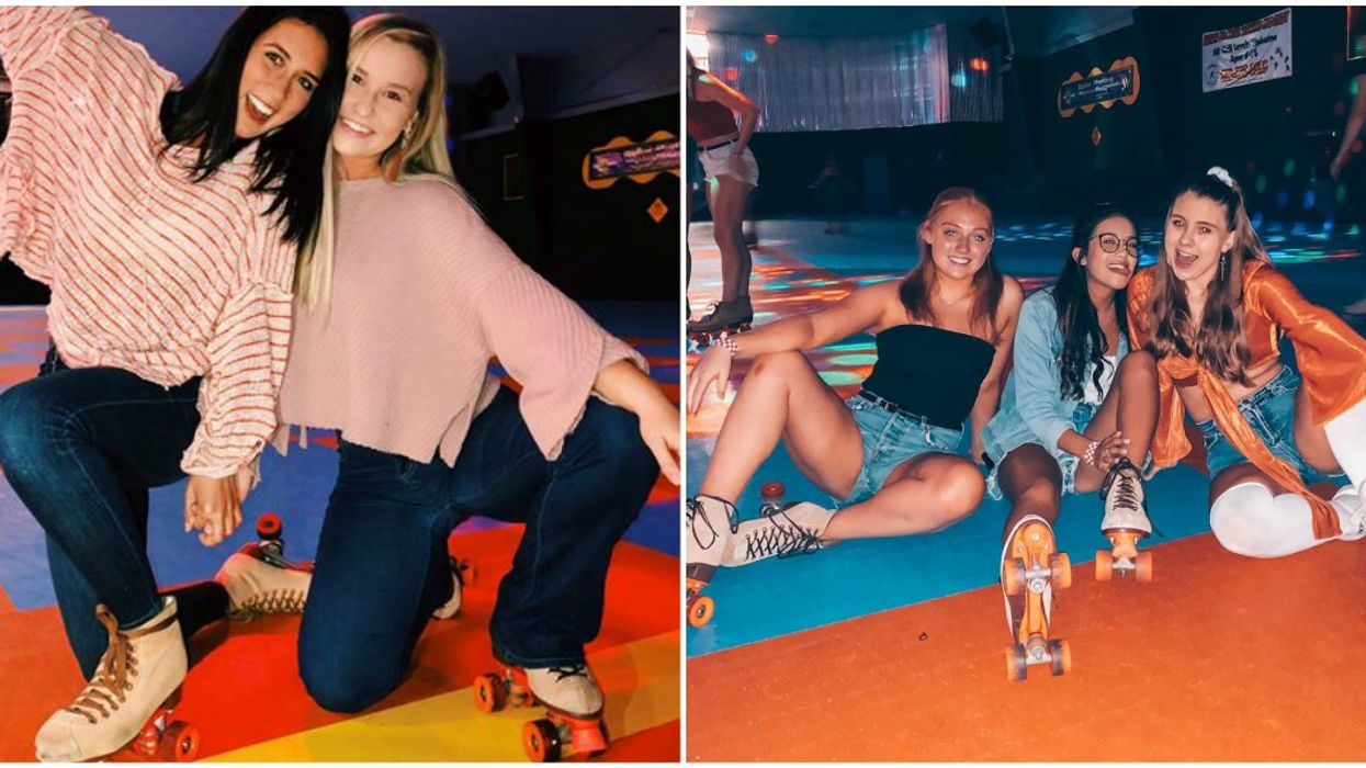 Things To Do In Florida Include Adults-Only Roller Skating In Gainesville For $5