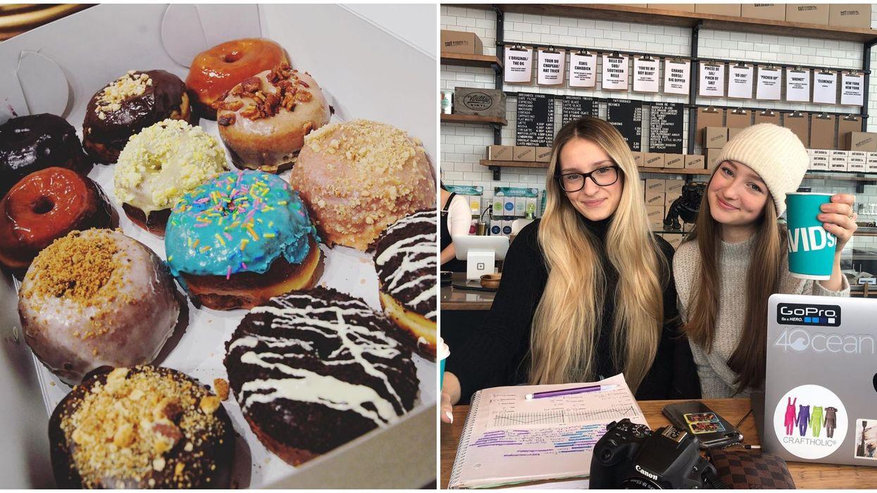 Gatineau Donut Shop Has A Whole Bunch Of Super Unique Sweet Treats