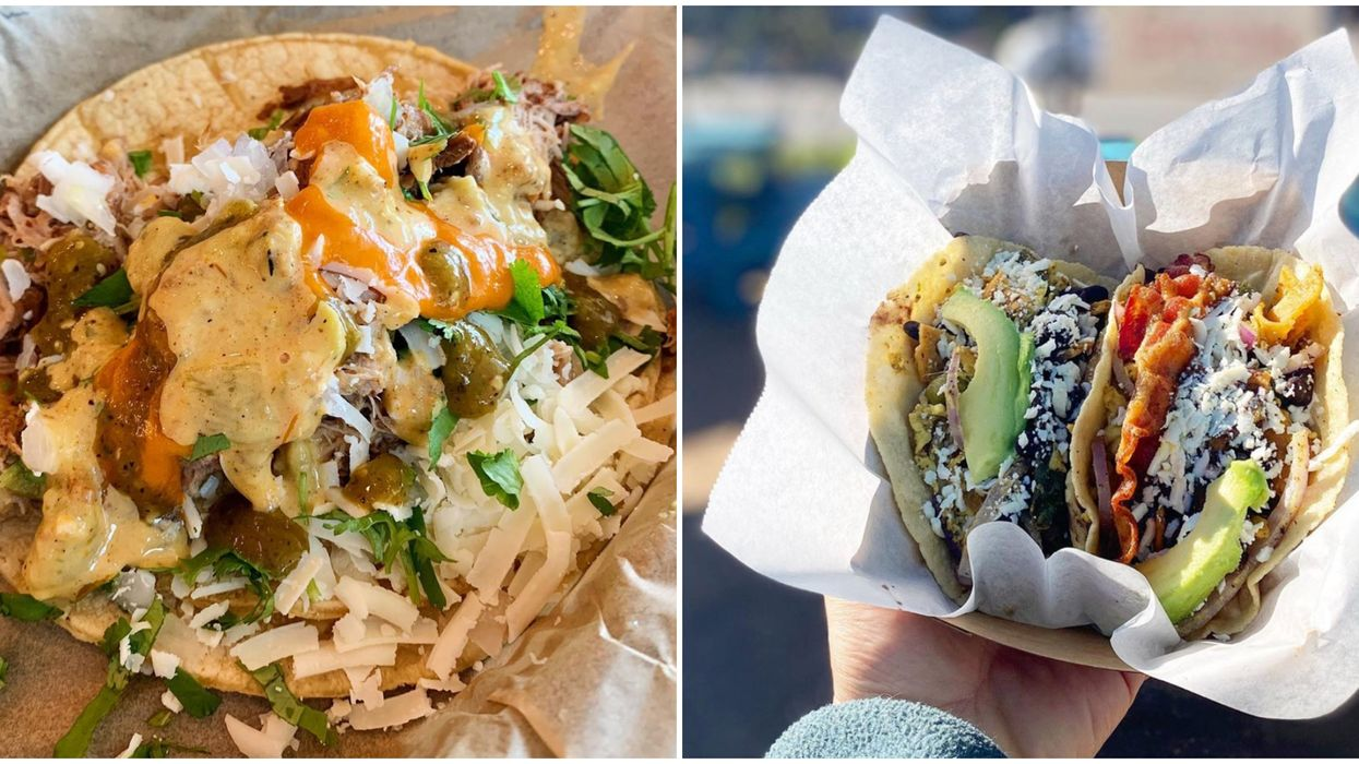 Austin's Best Breakfast Taco Spots Are Totally Drool Worthy