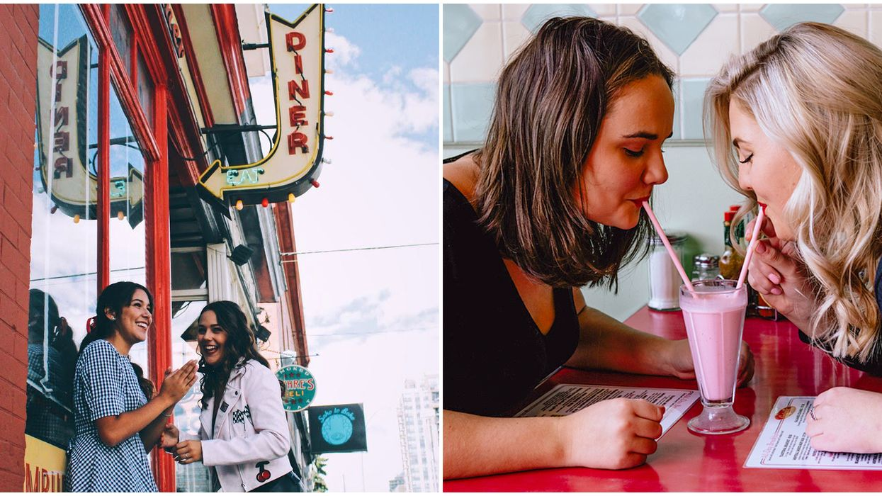 Calgary Diner Where You Can Sip Milkshakes Just Like Pop's Shoppe In Riverdale