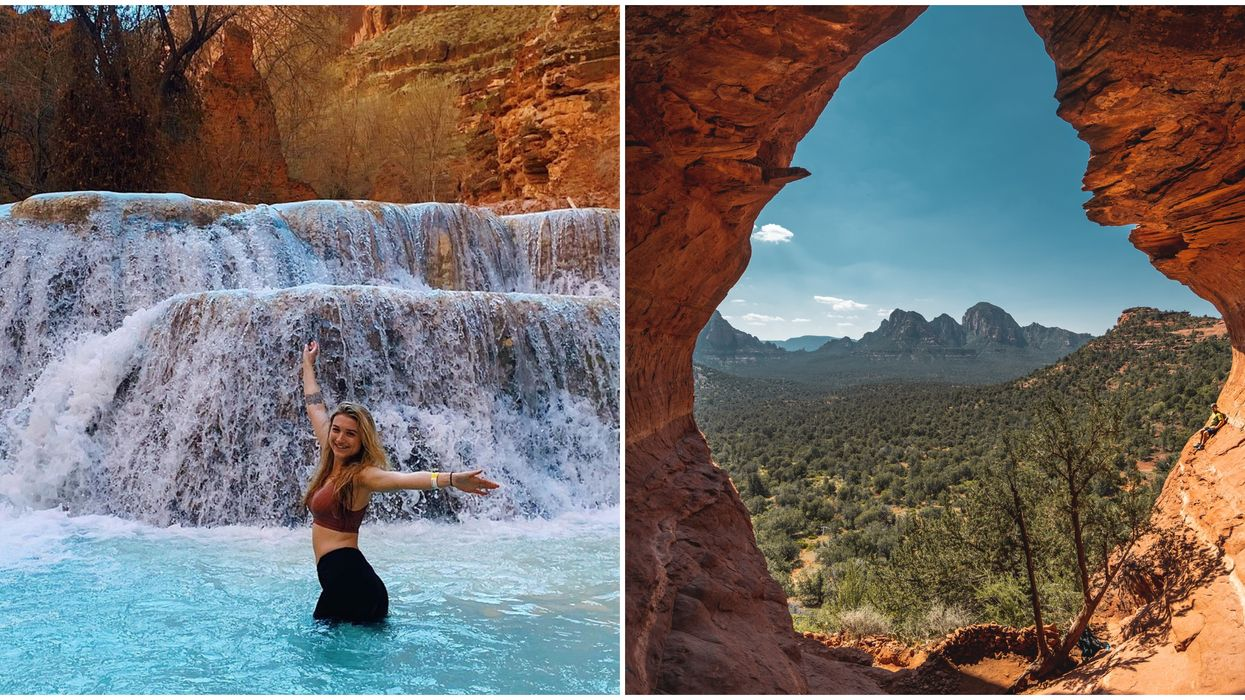 9 Beautiful Places In Arizona You Won't Believe Actually Exists