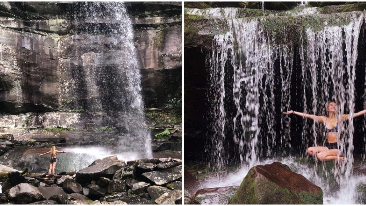 Hikes In North Carolina Lead You To Breathtaking Waterfalls