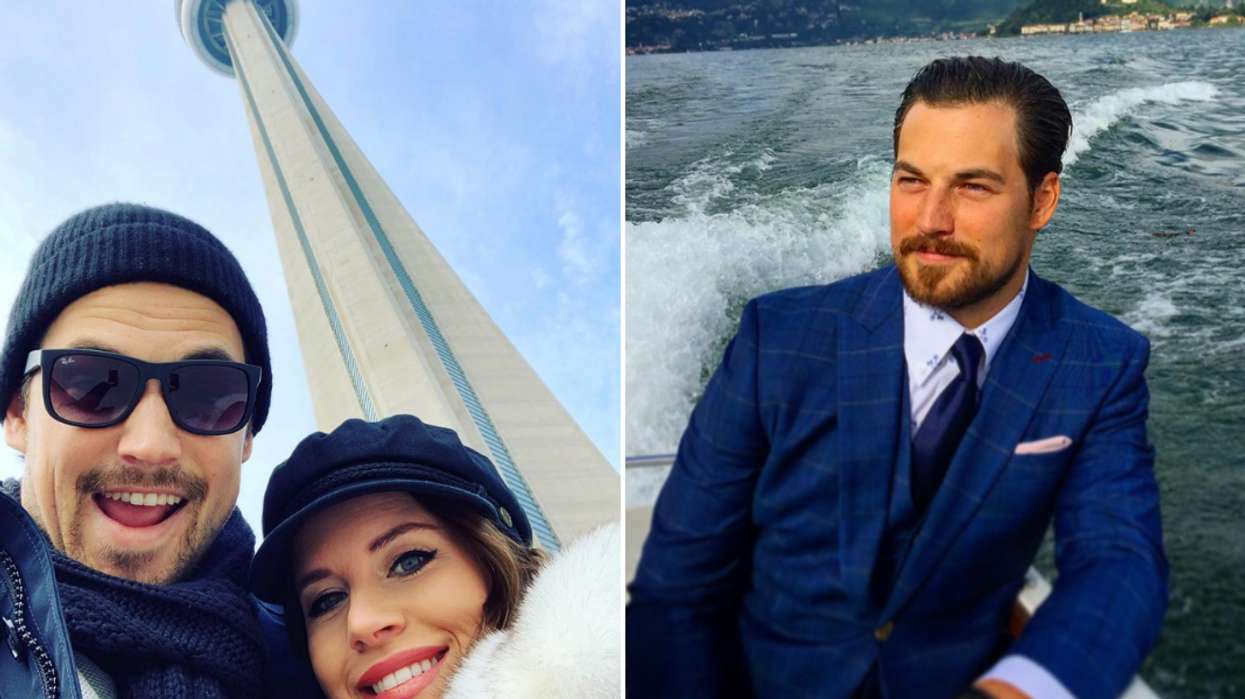 """7 Things You Didn't Know About Canadian """"Grey's Anatomy"""" Star Giacomo Gianniotti"""