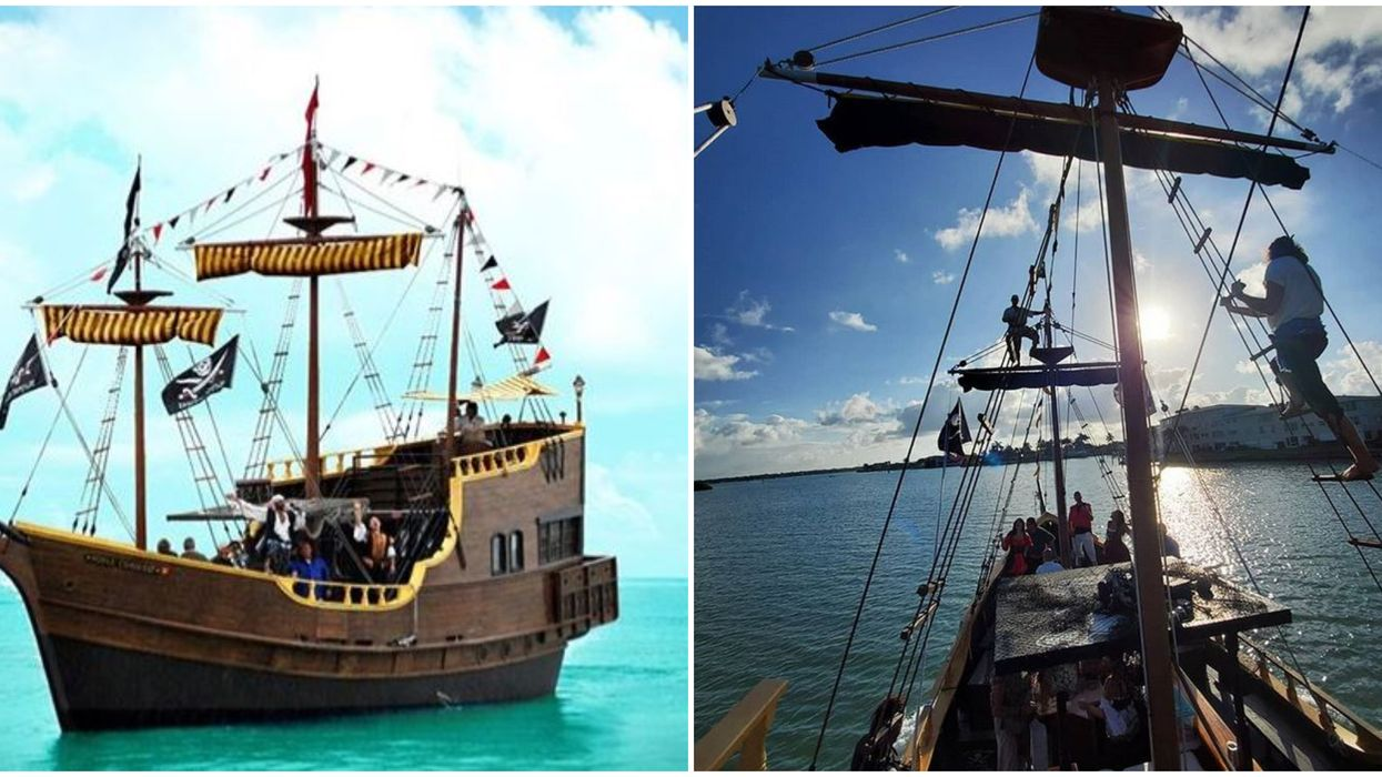 You Can Take A Pirate Cruise In Florida With Free Beer And Wine