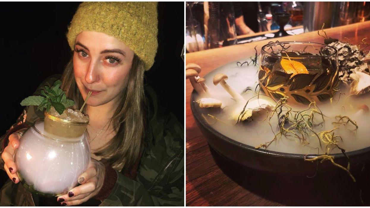Restaurant In Charlotte Serves Up The Coolest Drinks