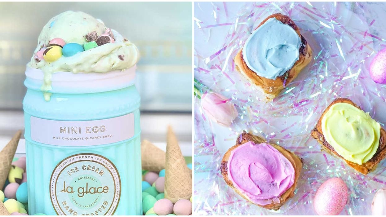 7 Spring Desserts In Vancouver That Are Almost Too Adorable To Eat