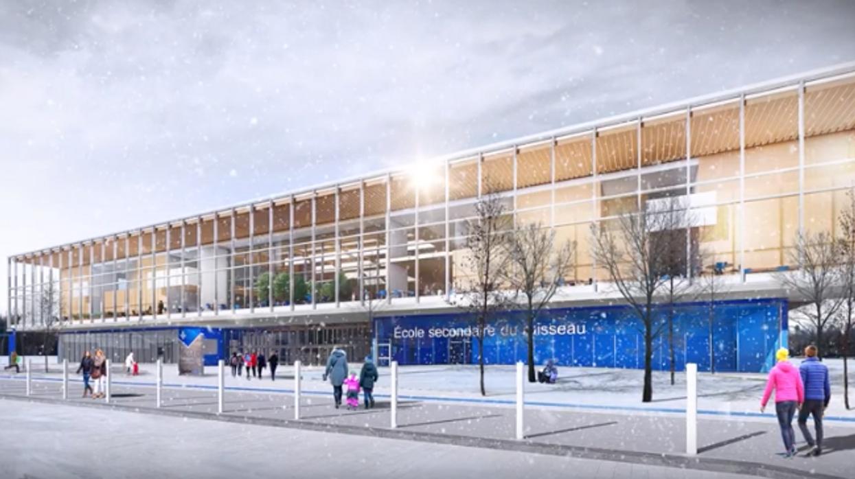 Le gouvernement Legault va investir 4 G$ pour rénover les écoles du Québec