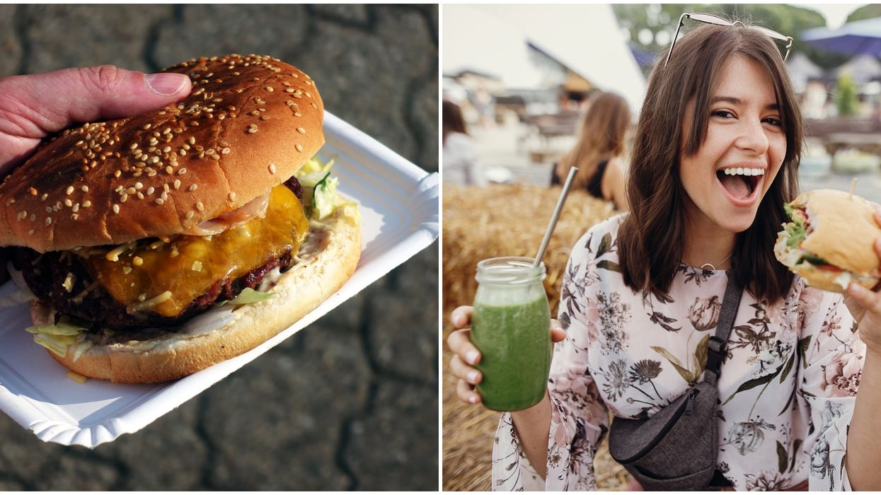 A Massive Burger Fest In Tampa Is This Spring