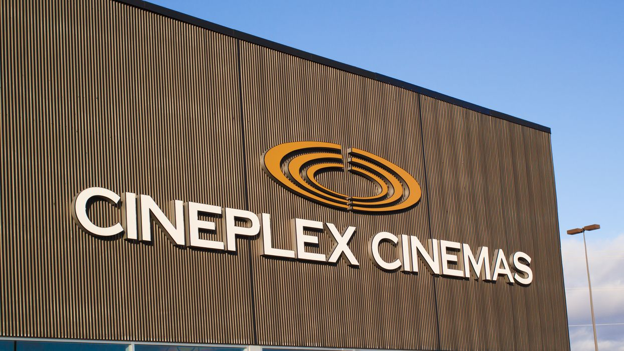 Cineplex Theatres Across Canada Are Screening Movies For Just $2.99 This March Break