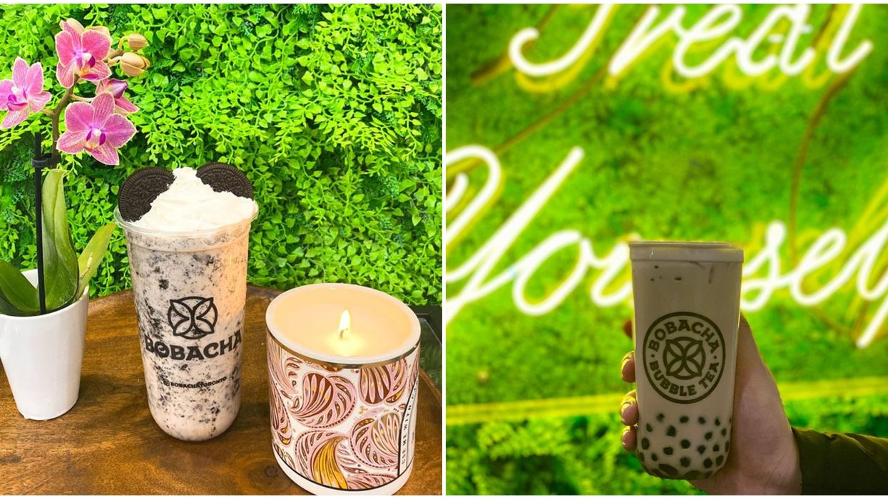 You Can Try Delicious Oreo Smoothies At This New Bubble Tea Cafe In Mississauga