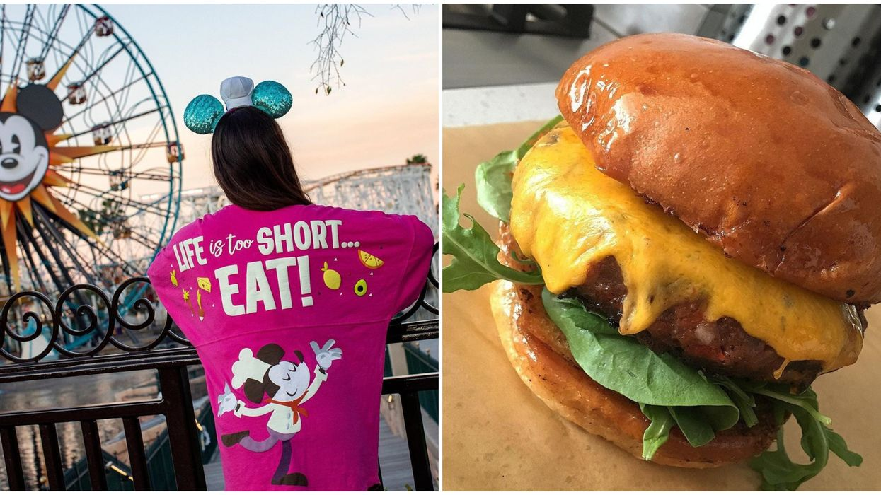 Impossible Burger Disneyland Collaboration Brings Vegan Options To The California Park