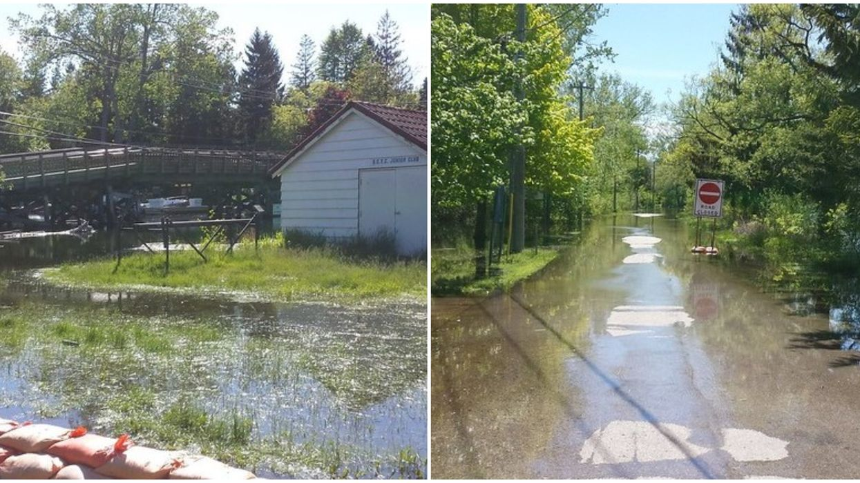 Toronto Islands Flooding Threat In 2020 Is So Severe That Barriers Are Already Being Built