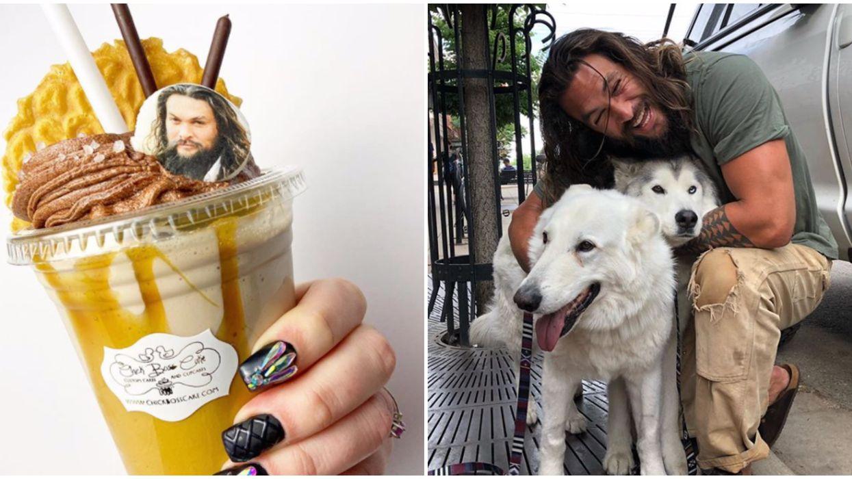 Ontario's Jason Momoa Milkshake Is Exactly What You've Been Craving