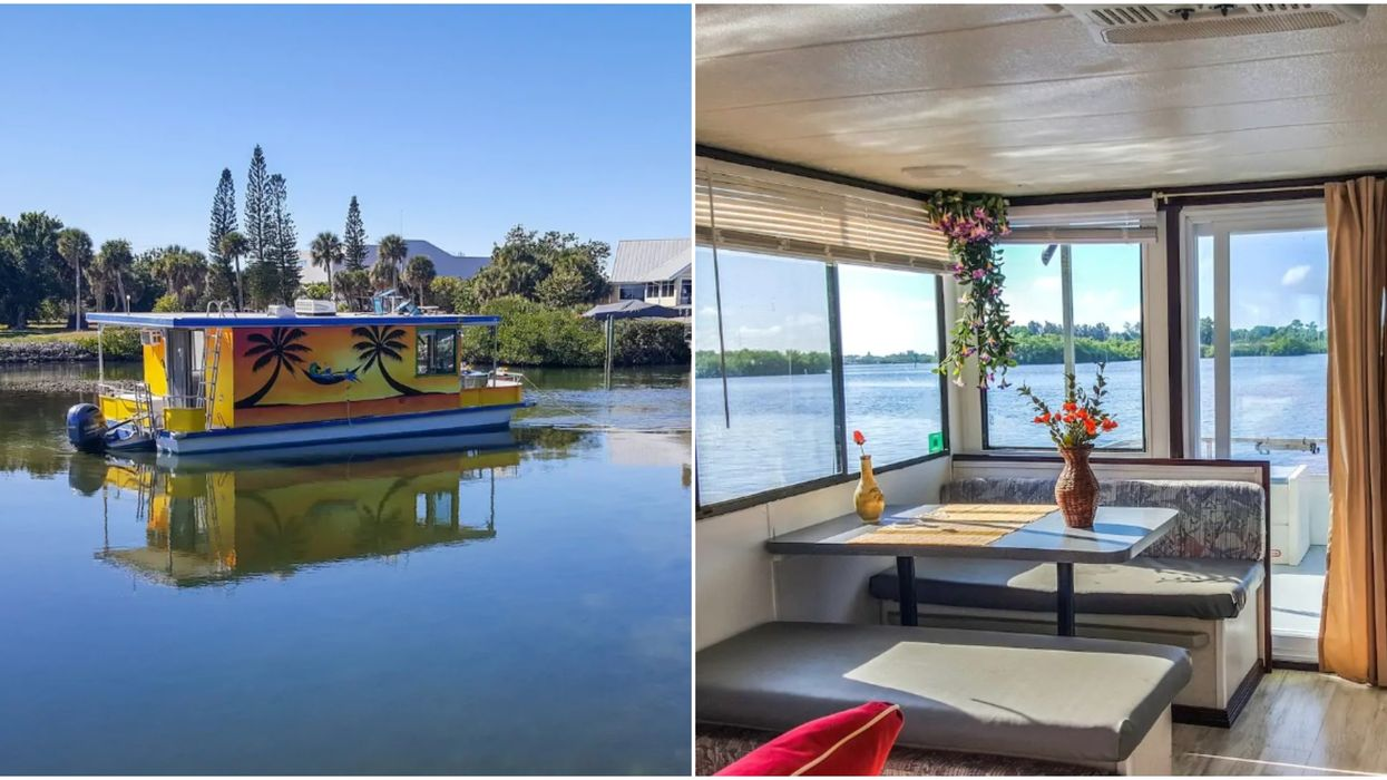 A Boathouse For Rent In Florida Is The Perfect Spring Break Getaway