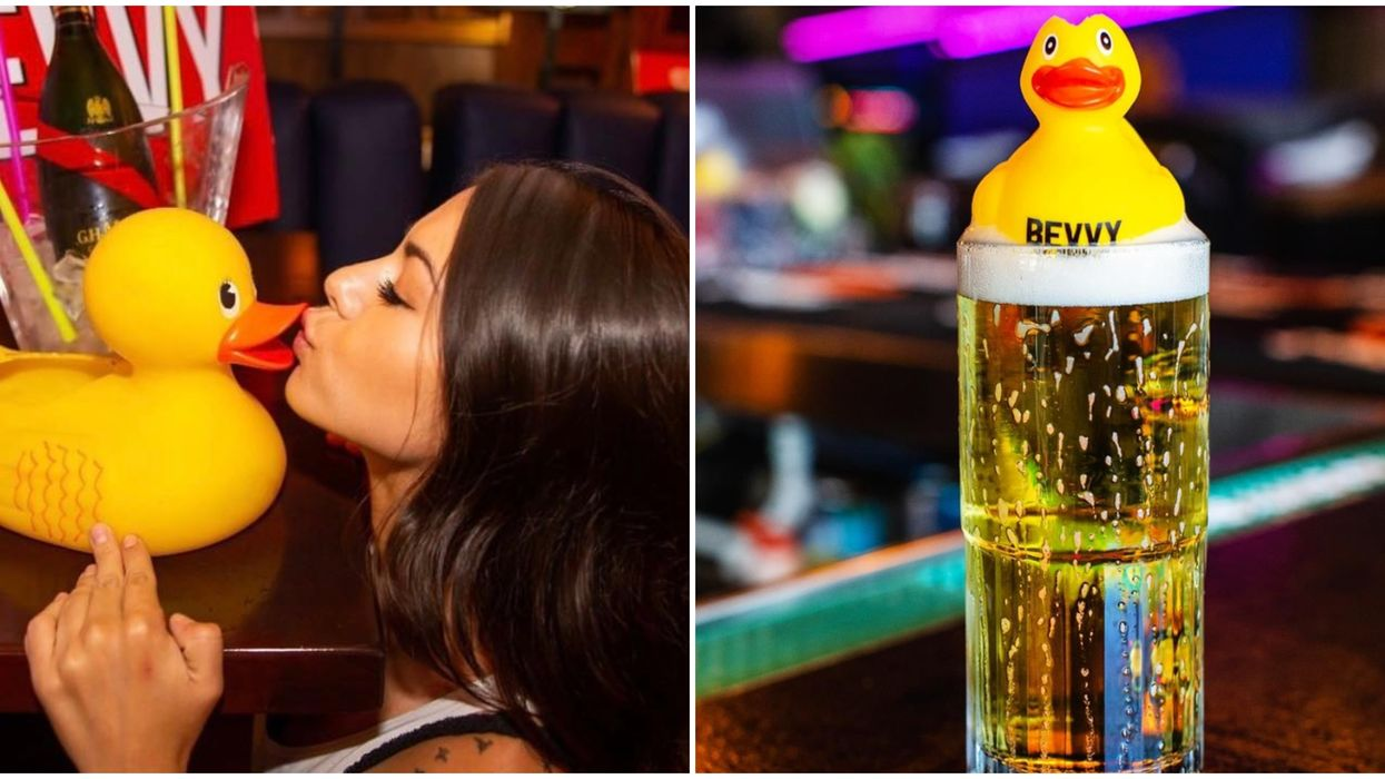 Bars In Phoenix Not To Miss Include This One With Rubber Ducky Shots