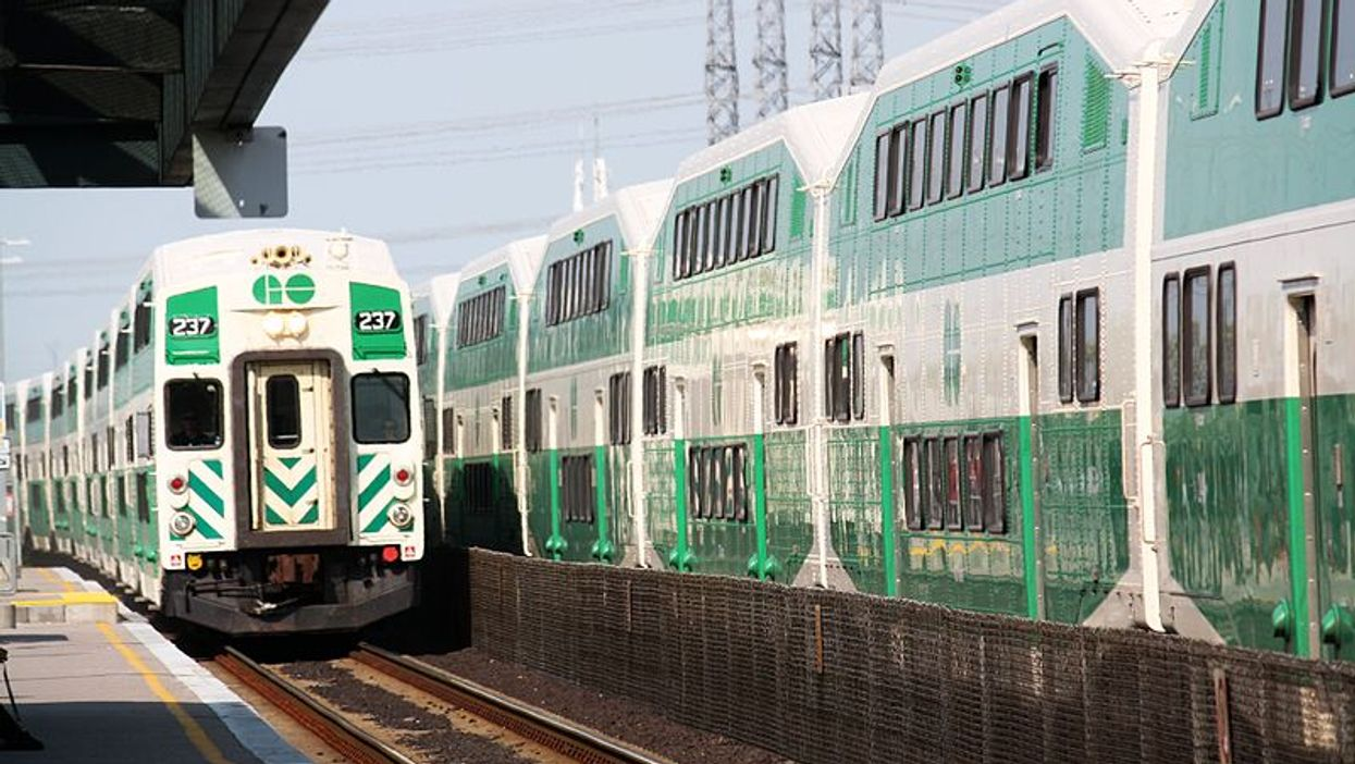 GO Transit Service Suspended Around The GTA Due To Apparent Protests On Tracks