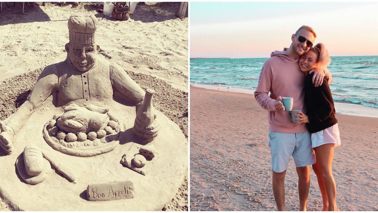 Sauble Beach Sandfest Will Make You Feel Like A Kid Again
