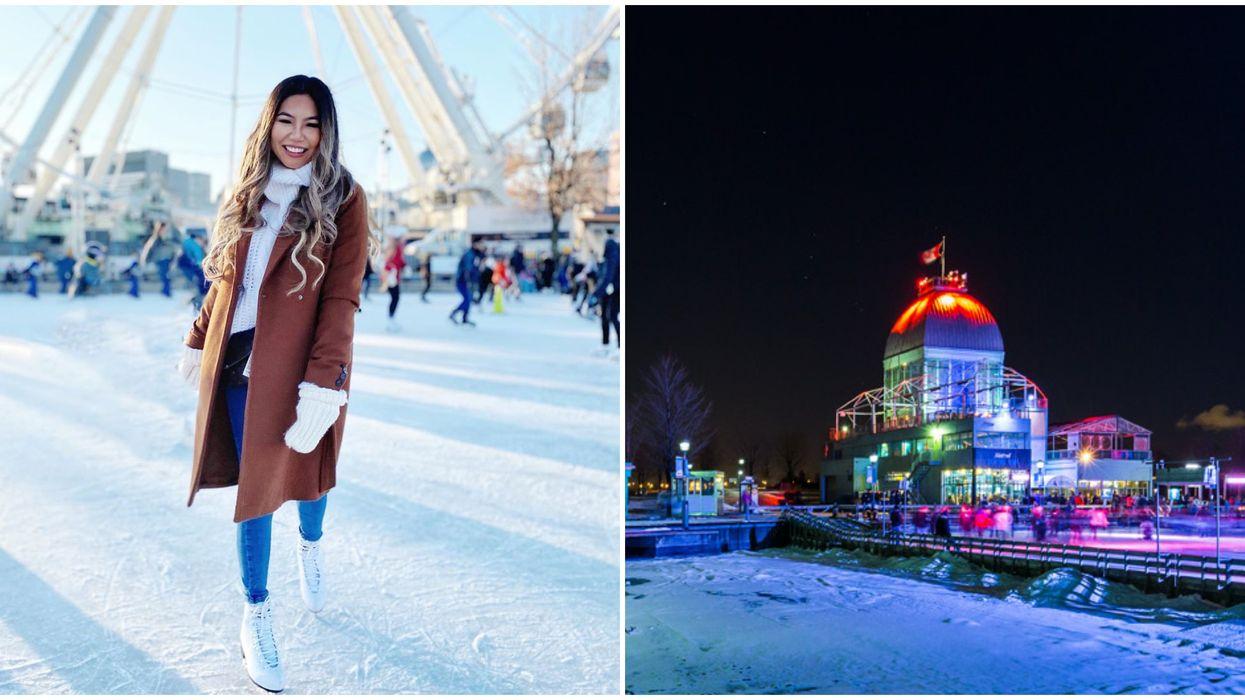 Ce karaoké sur glace à Montréal te donnera l'impression d'être dans « Frozen »