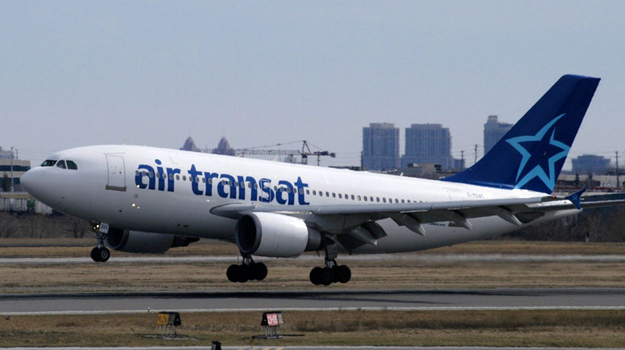 Air Transat Complaint Filed After Family Removed From Flight Due To Coughing Child