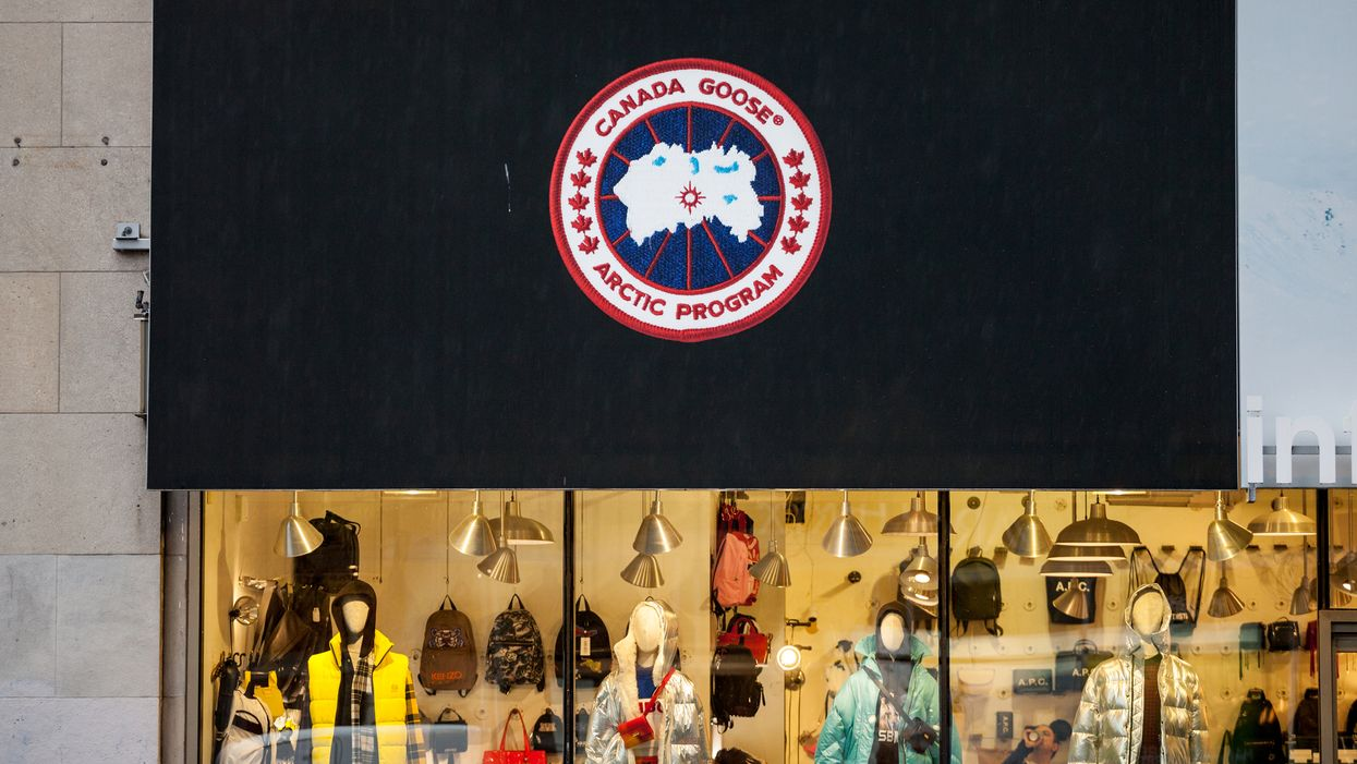 Canada Goose Is Quietly Disappearing From Some Stores Across Canada