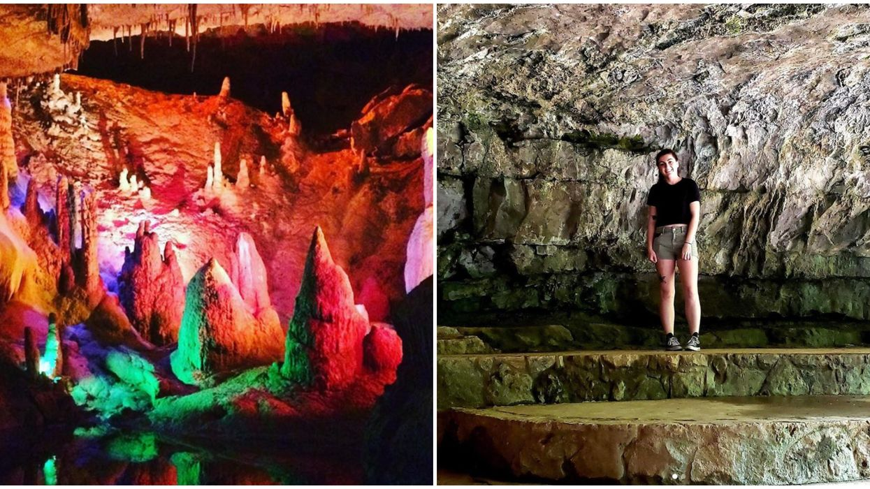 These Caves In Tennessee Are Perfect For Springtime Adventures