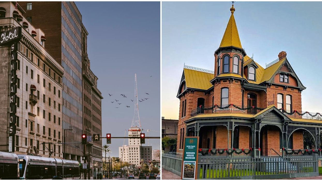 11 Haunted Places In Phoenix You Need To Visit
