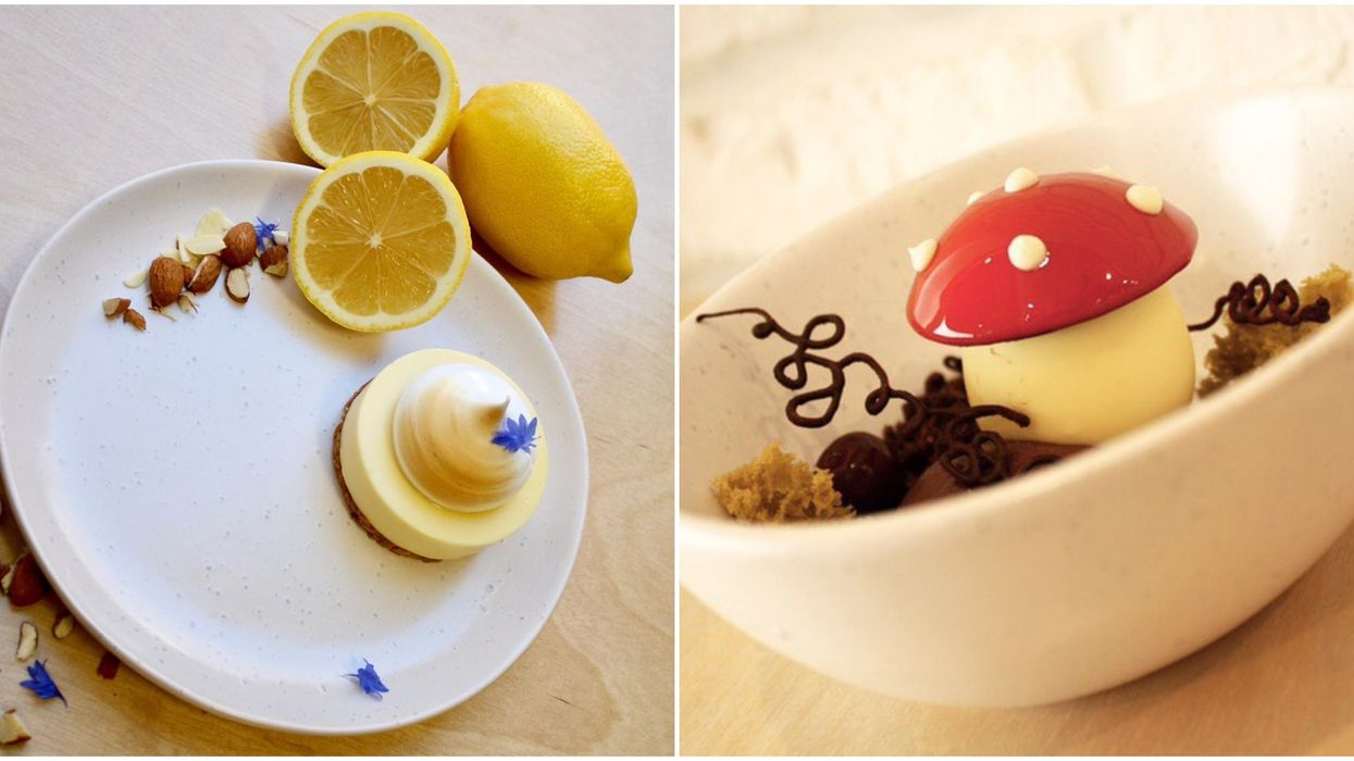 """New Gatineau Cafe Serves Mushroom Desserts Are Straight Out Of """"Super Mario"""""""