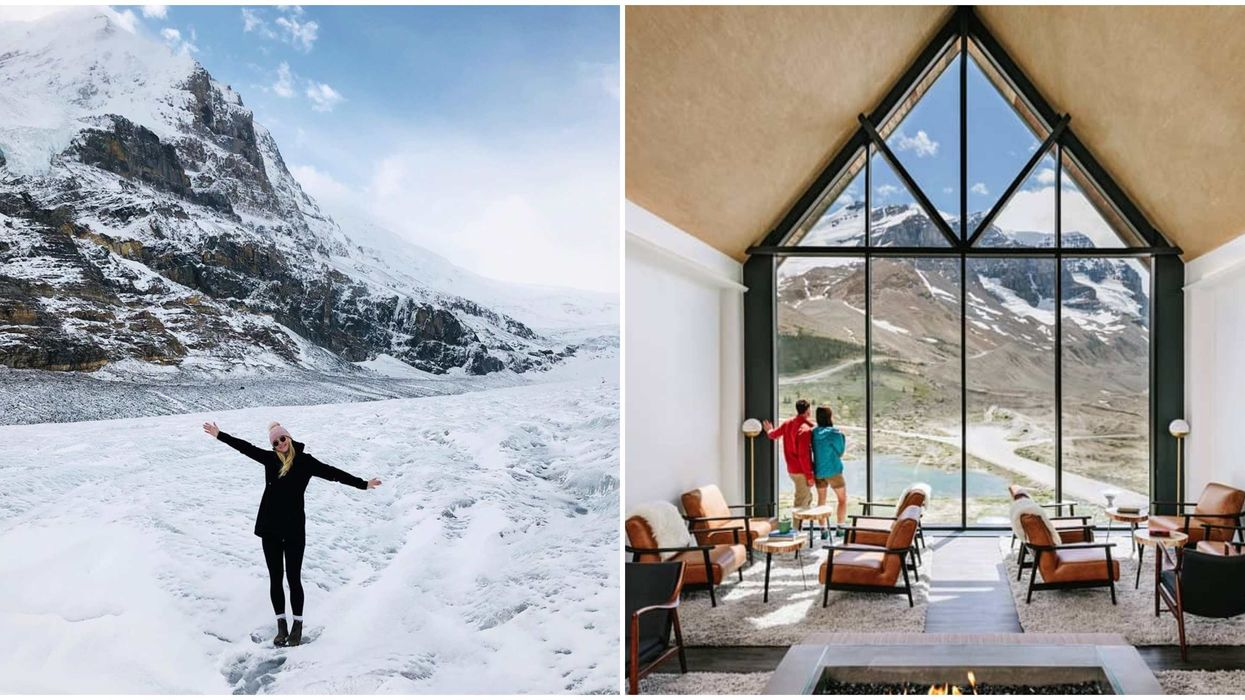 Glacier View Lodge In Alberta Is The Only Hotel In Canada Of Its Kind