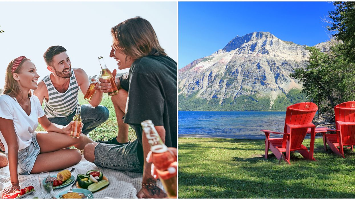 Alberta's New Alcohol Regulations Might Soon Allow You To Drink In Parks