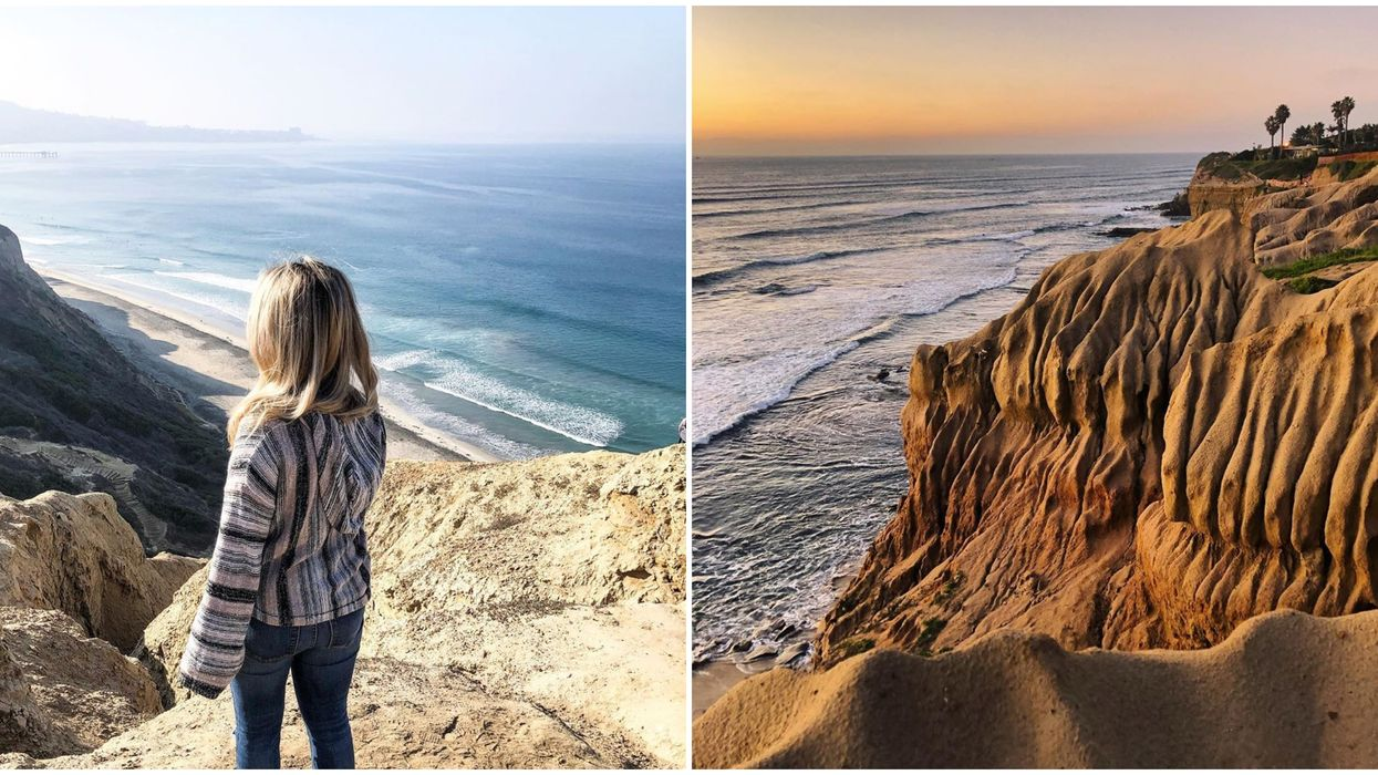 California Road Trip Destinations Include These Amazing Cliff Views