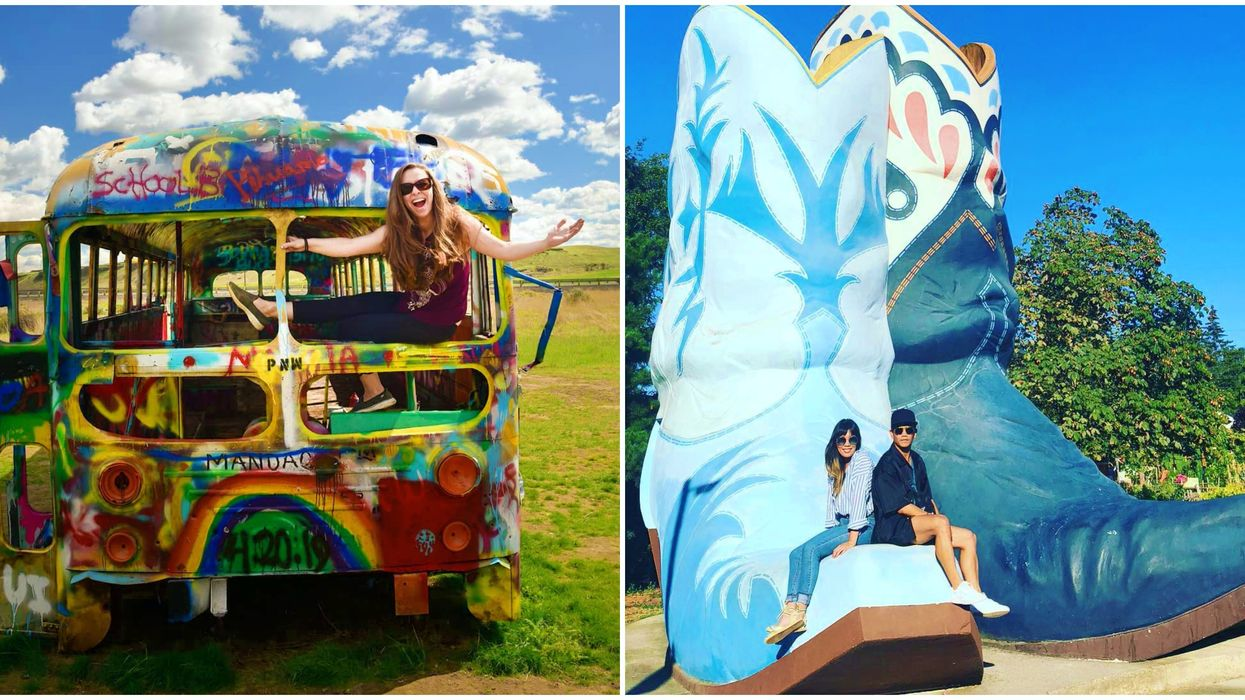 These Roadside Attractions In Washington Are Must Dos On Your Next Road Trip