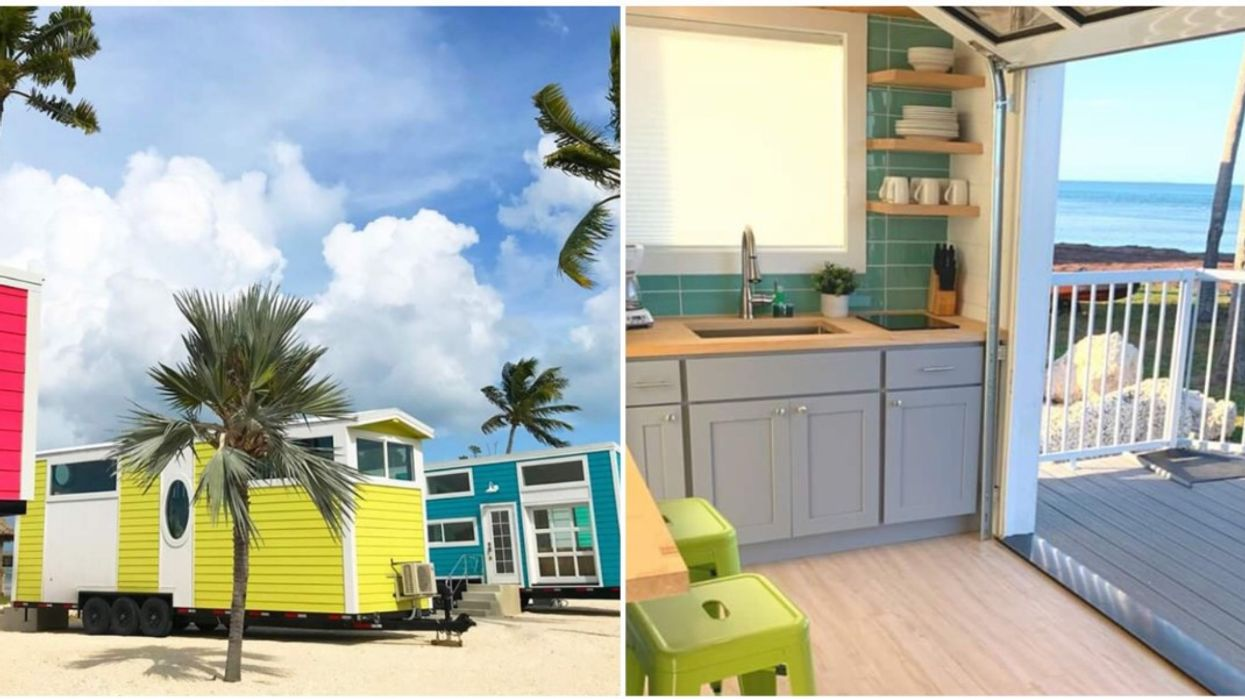 This Florida Keys Tiny Home Village Is The Perfect Weekend Getaway